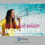 Stiftungsbericht 2018 Cover